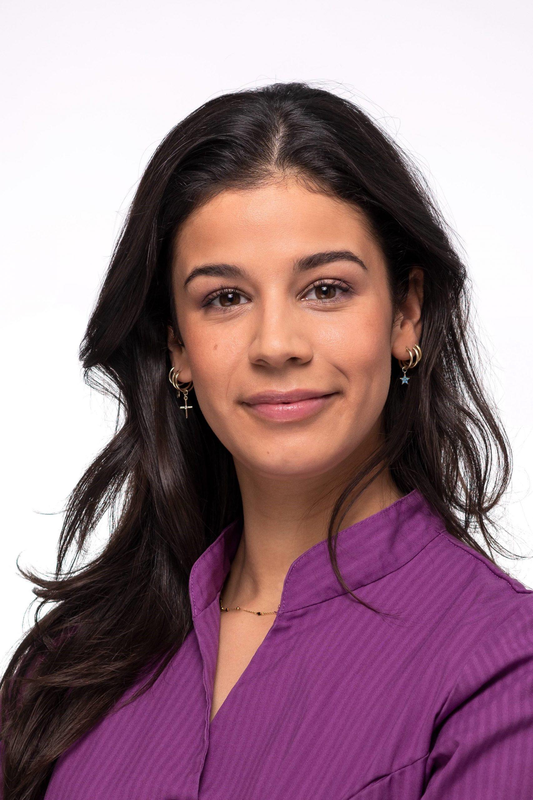 Laila el Gartit, mondhygiënist